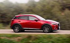 Обои автомобили Mazda CX-3 - 2015
