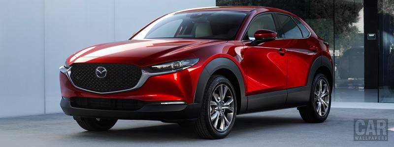 Обои автомобили Mazda CX-30 - 2019 - Car wallpapers
